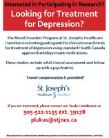 Depression Study with Treatment!