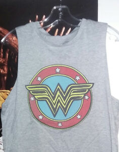 DC Comics Wonder Woman Tank Top