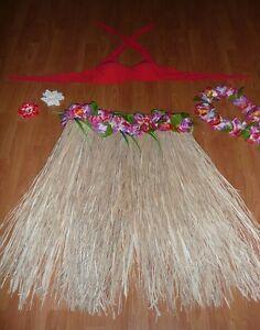Costume polynésien / hawaiien - adulte