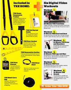 "BRAND NEW SEALEDTRX PRO Suspension Training Kit ""Free Delivery"" Peterborough Peterborough Area image 2"