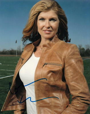 Connie Britton   Friday Night Lights   Signed