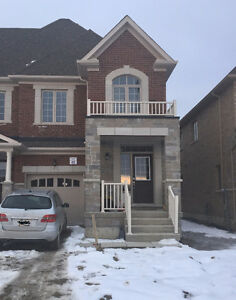 Brand new corner town home plus utilities for rent