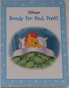 Ready for Bed, Pooh? BOARD Book
