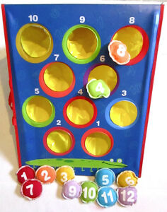 BEAN BAG SMART TOSS by LEARNING RESOURCES Windsor Region Ontario image 2