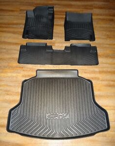 2012-2016 Honda CR-V Weathertech Floor & Trunk Liners