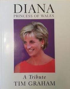 Princess Diana - Hardcover Books