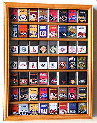 49 Zippo Lighter Display Case Cabinet