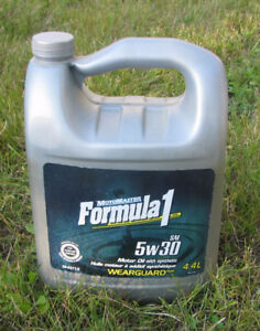 Motor oil and trans fluid for older vehicle