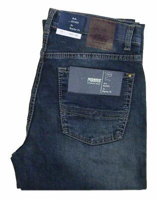 PIONEER ® Rando Stretch darkstone Jeans sehr dehnbar 2.Wahl Ware 1674.9751.445