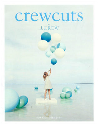 CREWCUTS by J. CREW Kids Apparel Catalog Spring 2013 - OUT OF PRINT!