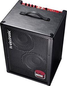 TC electronic BG250 210 amplificateur de bass 250 watt