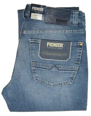 PIONEER ® RANDO STRETCH Jeans W30 bis W44 wählbar 1674 9741.345 Stoneused 2.Wahl