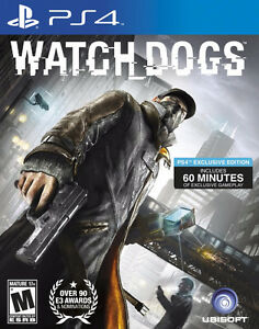 Watch Dogs PS4 For Sale