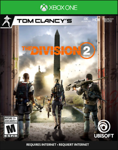 division 2 xbox one
