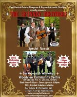 Spinney Brothers Tickets