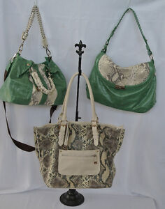 $40 EACH for Soprano Leather Purses or Tote