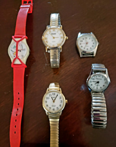Classic vintage watches, group of 5 for sale