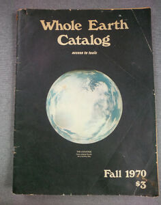 Whole Earth Catalogue - $40 (Leslieville)