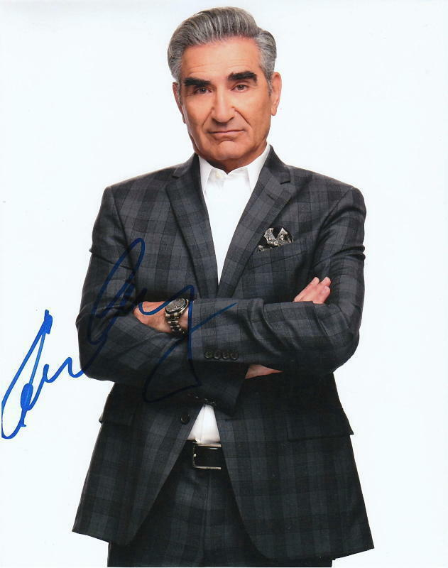 EUGENE LEVY.. Schitt's Creek Charmer - SIGNED