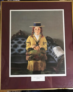 Anne of Green Gables ~ Framed picture