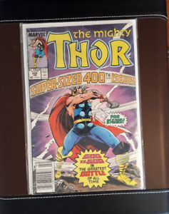 The Mighty Thor Vol. #400 supersized issue