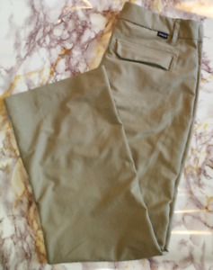Pantalon sport Patagonia femme, beige, taille 10