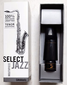 Saxophone Daddario Select Jazz Mouthpiece