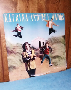 Katrina and the Waves Record - Waves - Disque Vinyle