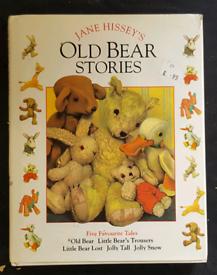 Jane Hisseys Old Bear Stories - Hardback book