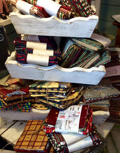 ATTN QUILTERS & CRAFTERS. HUGE fat quarter sale