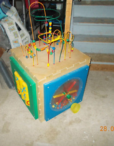 I have a kids play block for sale
