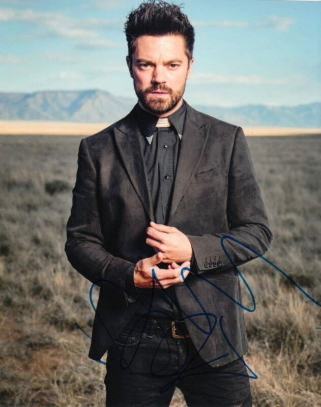 DOMINIC COOPER.. Preacher Hunk - SIGNED
