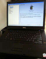"Dell Latitude E6500 15.4"" Core 2 Duo P8400 2.26 GHz - 4 GB RAM"