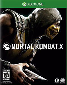 Looking for local Mortal Kombat X (MKX) players, preferably Xbox