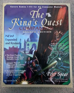 The King's Quest companion.... fourth edition