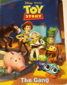 Toy Story The Gang BOARD Book