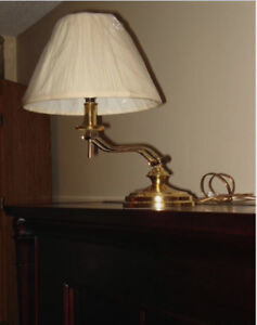 Unique Brass  Lamp