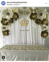 Event Backdrops For RENT!!!!