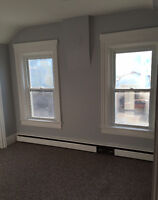 1 bed upper apartment ~ Available April 01