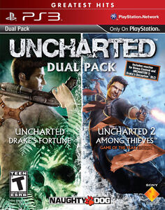 Uncharted Dual Pack, Max Payne 3, Disney Infinity stuff