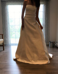 2018 Wedding Dress - Ball Gown, New, Size 2