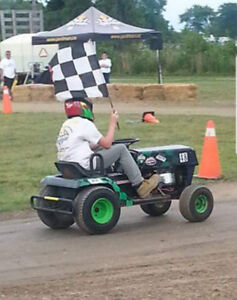 Soltra Racing super stock lawnmower for sale