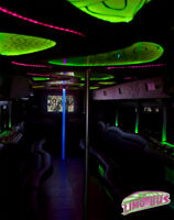 Fort McMurray Party Bus & Limousine rentals!