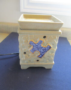 Scentsy Warmer and Light