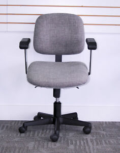 Assorted Office Chairs with Armrest