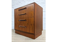 G plan Fresco Chest Of Drawers (DELIVERY AVAILABLE)