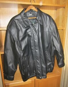 Danier's Black Leather Jacket
