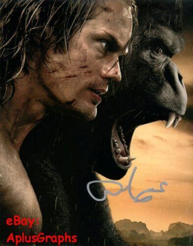 ALEXANDER SKARSGARD.. Tarzan Hunk - SIGNED