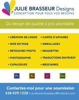 INFOGRAPHIE Julie Brasseur GRAPHIC DESIGN