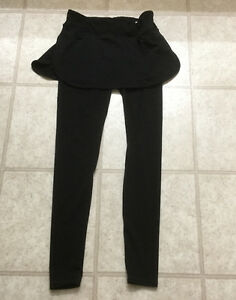 Old Navy Active Leggings with Attached Skirt